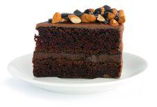 Free Chocolate Cake Stock Image - 20483531