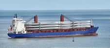 Free Cargo Ship Royalty Free Stock Photos - 20483718