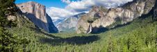 Free Tunnel View Panorama Royalty Free Stock Photo - 20484365