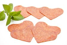 Free Heart Of Salamis Stock Photography - 20484902
