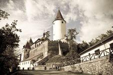 Free Karlstejn (Castle) Stock Image - 20484931