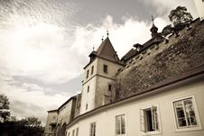 Free Karlstejn (Castle) Stock Photography - 20484962