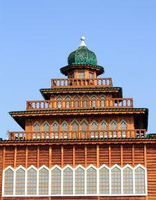 Free Tower Of The Palace Of Tsar Alexei Mikhailovich Stock Photos - 20485193