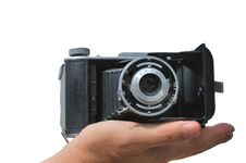 Free Old Camera Stock Images - 20485784