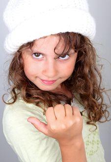 Free Girl Royalty Free Stock Image - 20487276
