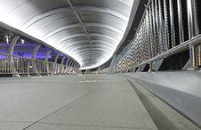 Free Modern Pedestrian Overpass Stock Photos - 20487393