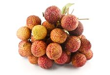 Free Litchi Royalty Free Stock Photography - 20487667