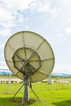 Free Satellite Dish Royalty Free Stock Images - 20487709