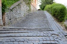 Free Old Stairs In Sighişoara Royalty Free Stock Photos - 20488748