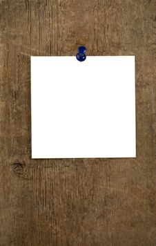 Free Signboard On Wood Background Royalty Free Stock Image - 20488976