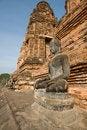 Free Ancient Image Buddha Statue At Sukhothai Royalty Free Stock Photography - 20498347