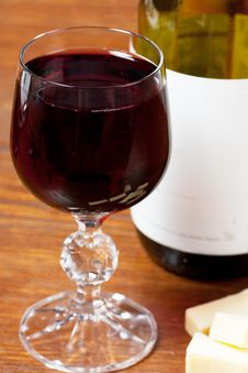 Free Wine Glass Royalty Free Stock Photography - 20492477