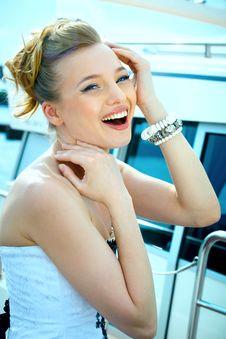 Free Beautiful Smile Stock Photography - 20494272