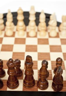 Free Chess Royalty Free Stock Photography - 20494777