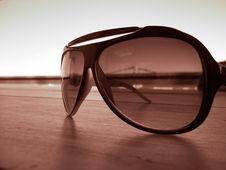 Free Fashion Sunglasses Stock Photography - 20494952