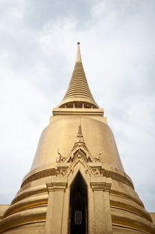 Free Grand Palace Temple Royalty Free Stock Photography - 20495507