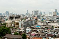Free Bangkok City View Stock Images - 20495514