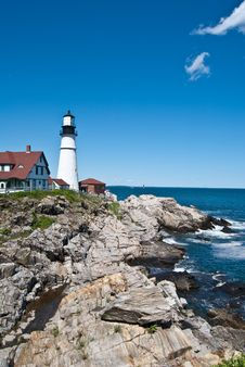 Free Lighthouse Royalty Free Stock Images - 20495659