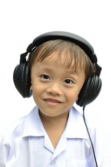 Free Asian Boy Royalty Free Stock Photos - 20496278