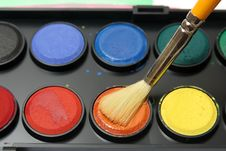 Free Watercolors Stock Photography - 20497272