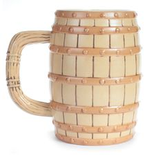 Free Old Beer Cup Stock Image - 20497301