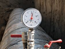 Free Manometer Stock Photo - 20497330