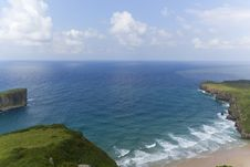 Free Beach In Asturias Royalty Free Stock Photo - 20497595