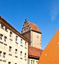 Free Noerdlinger Tower Royalty Free Stock Photo - 20497745
