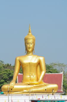 Free Golden Buddha Stock Photos - 20497963