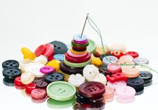 Free Buttons Stock Photos - 20498913