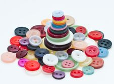 Free Buttons Stock Image - 20498991