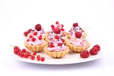 Free Tartlets Stock Photo - 20499770