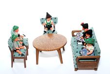 Free Doll Meeting 13 Royalty Free Stock Photography - 2051297