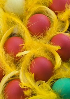 Free Easter Eggs Royalty Free Stock Image - 2052496
