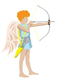 Free Cupid Royalty Free Stock Photo - 2052505