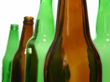 Free Beer Bottles Stock Images - 2053854