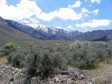 Free Death Valley Landscape Stock Photos - 2053983