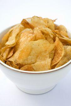 Free Potato Chips Kettle Type Royalty Free Stock Photos - 2056468