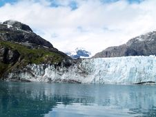Free Marjorie Glacier With Silt Stock Image - 2056581