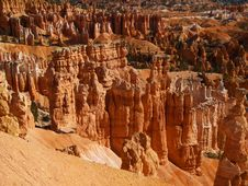 Free The Bryce Canyon National Park, Utah Royalty Free Stock Images - 2056749