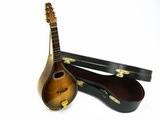 Free Violin With Open Case Stock Photos - 2056843