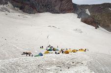Free Camp Muir, Mount Rainier National Park Royalty Free Stock Image - 2057066