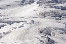 Free Mountain Climbs On Mt Rainier Royalty Free Stock Photography - 2057087