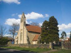 Free English Church Stock Photos - 2057993