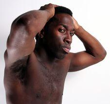 Free Black Guy Royalty Free Stock Images - 2059299