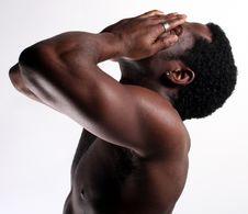 Free Black Guy Royalty Free Stock Photography - 2059357