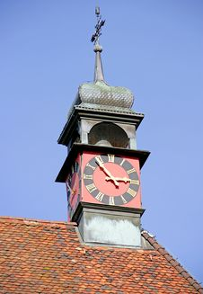 Free Old Clock Turret 10 Royalty Free Stock Images - 2059939
