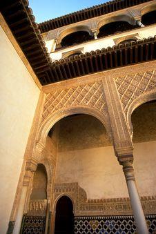 Free Alhambra 2 Stock Photos - 2059993