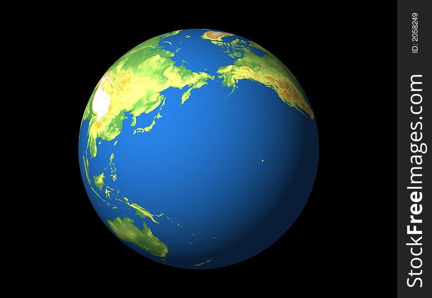 World, Pacific