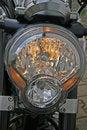 Free Motorcycle Headlight Royalty Free Stock Photos - 20501518